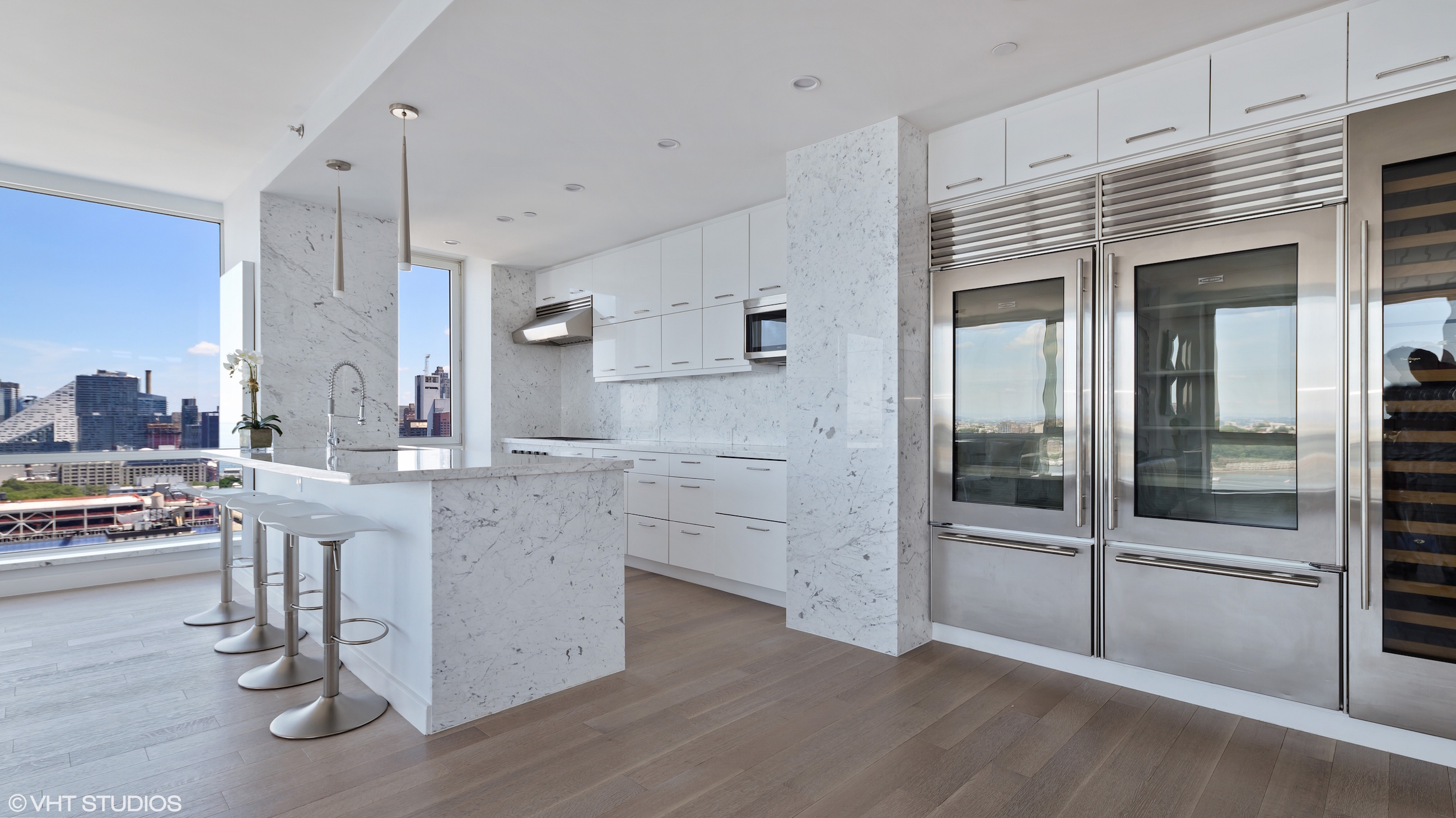 The Atelier Condo Kitchen-daniel neiditch